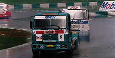 """Inno Truck"" for Mercedes Benz at the Nurburgring Truck GP"