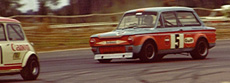 Slim Borgudd - Swedish Saloon Car Championship